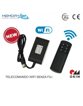 Telecomando wireless senza fili